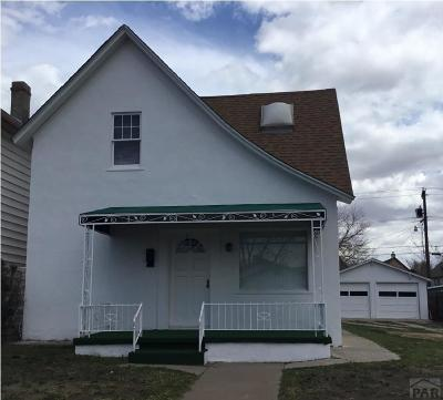 Pueblo CO Single Family Home For Sale: $135,000
