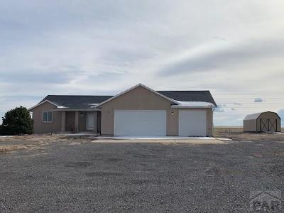 Pueblo West Single Family Home For Sale: 313 N Benito Dr