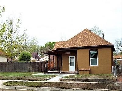 Pueblo Single Family Home For Sale: 1929 Berkley Ave