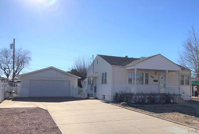 Pueblo Single Family Home For Sale: 66 Purdue St