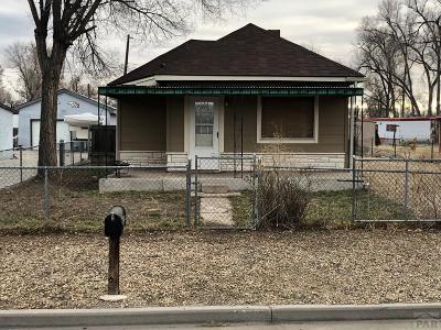 Pueblo Single Family Home For Sale: 2428 California St