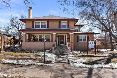 Colorado Springs CO Single Family Home For Sale: $850,000