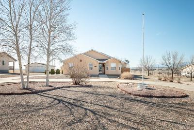 Pueblo West Single Family Home For Sale: 1264 W Avenida Del Oro