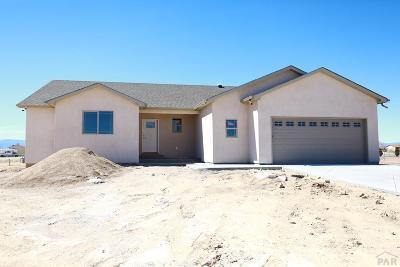 Pueblo West Single Family Home For Sale: 863 S Flamenco Dr