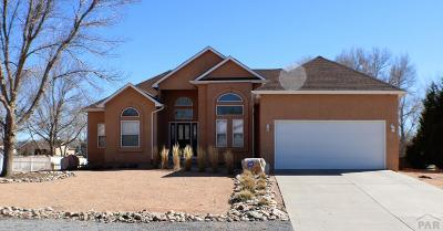 Pueblo West Single Family Home For Sale: 464 W Player Dr