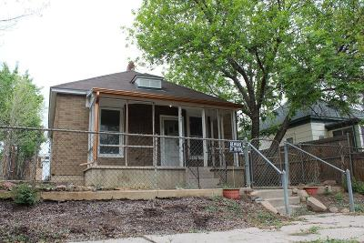 Pueblo Single Family Home For Sale: 1507 W 17th St