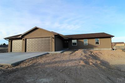 Pueblo West Single Family Home For Sale: 1879 W Escalante