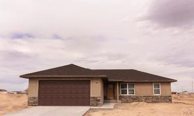 Pueblo West Single Family Home For Sale: 615 E McClave Dr
