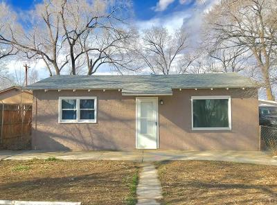 Pueblo Single Family Home For Sale: 31503 Acoma Rd