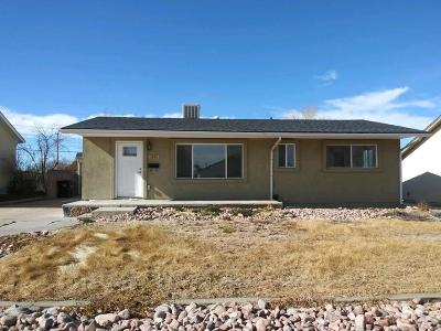 Pueblo CO Single Family Home For Sale: $165,200
