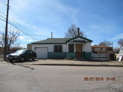 Pueblo Single Family Home For Sale: 2100 W 19th St