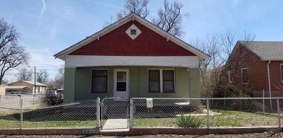 Pueblo Single Family Home For Sale: 2500 E Orman Ave