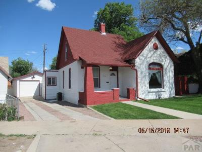 Pueblo CO Single Family Home For Sale: $169,500