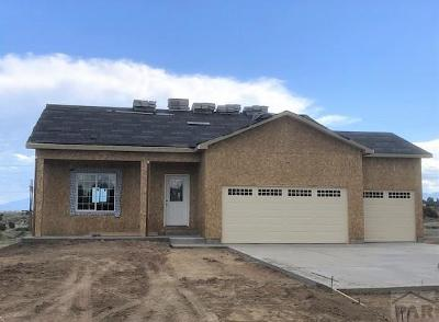 Pueblo West CO Single Family Home For Sale: $317,575