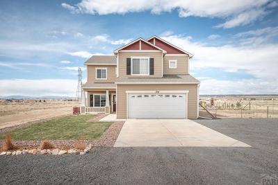 Pueblo West Single Family Home For Sale: 1797 N Bat Masterson Lane