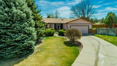 Pueblo Single Family Home For Sale: 5 Bonita Place