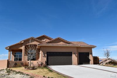 Pueblo CO Single Family Home For Sale: $545,500