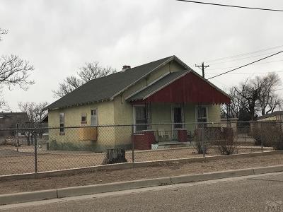 Pueblo Single Family Home For Sale: 1701 San Juan St