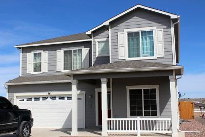 Pueblo West Single Family Home For Sale: 136 S Ensenada Dr