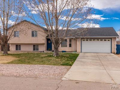 Pueblo West Single Family Home For Sale: 469 S Putter Dr