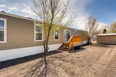Pueblo West Single Family Home For Sale: 130 E Homer Dr