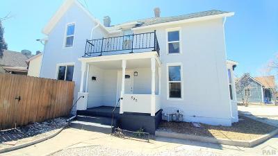 Pueblo Single Family Home For Sale: 520 E Corona Ave