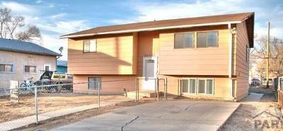 Pueblo Single Family Home For Sale: 2115 E 10th St