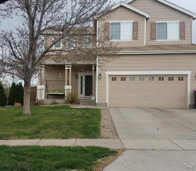 Pueblo Single Family Home For Sale: 3902 Bison Lane