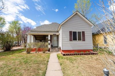 Pueblo Single Family Home For Sale: 1047 Pine St