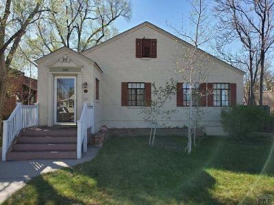 Pueblo CO Single Family Home For Sale: $215,000