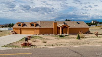 Pueblo West Single Family Home For Sale: 400 S Tejon Ave