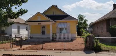 Pueblo Single Family Home For Sale: 1522 E Routt Ave