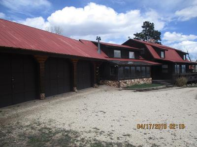 Westcliffe CO Single Family Home For Sale: $540,000