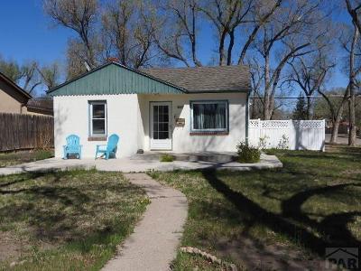 81005 Pueblo Co, Pueblo West, Pueblo Single Family Home For Sale: 3002 Cascade Ave