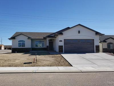 Pueblo Single Family Home For Sale: 2314 Crestwood Ln
