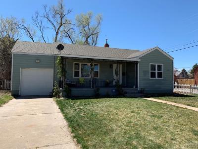 81005 Pueblo Co, Pueblo West, Pueblo Single Family Home For Sale: 814 W Routt Ave