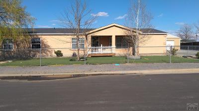 81005 Pueblo Co, Pueblo West, Pueblo Single Family Home For Sale: 1254 Zinno Blvd