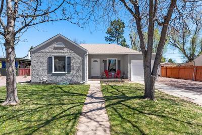 81005 Pueblo Co, Pueblo West, Pueblo Single Family Home For Sale: 120 Kenwood Dr