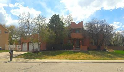 Pueblo Single Family Home For Sale: 7 Pomona Court