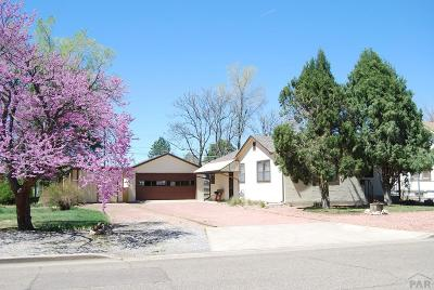 Pueblo CO Single Family Home For Sale: $179,900