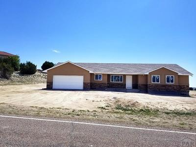 Pueblo West CO Single Family Home For Sale: $337,000
