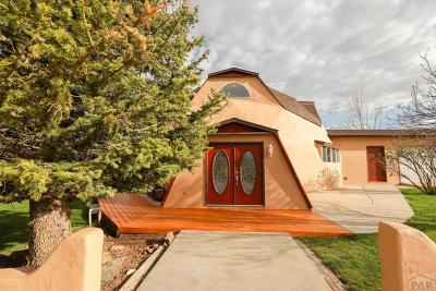 La Veta CO Single Family Home For Sale: $549,000