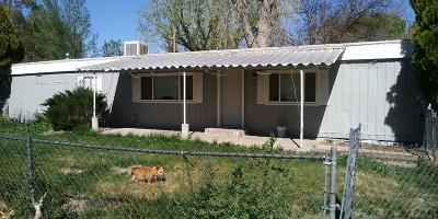 Pueblo Single Family Home For Sale: 190 Circle Ln