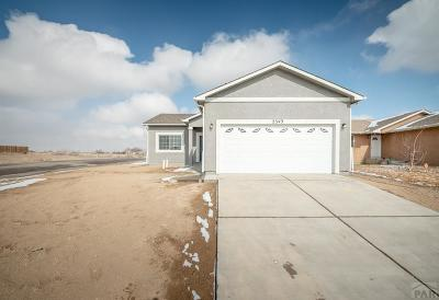 Pueblo CO Single Family Home For Sale: $197,000