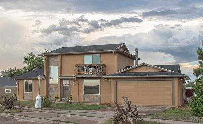 Colorado City Single Family Home For Sale: 3126 Armstrong Court