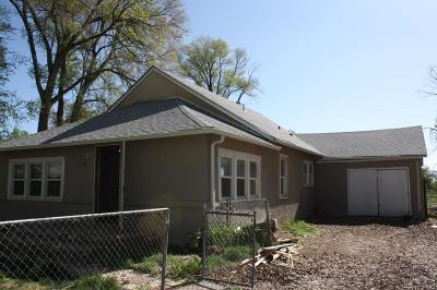 Pueblo Single Family Home For Sale: 142 32 3/4 Lane