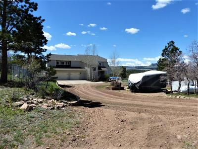 Westcliffe CO Single Family Home For Sale: $659,000