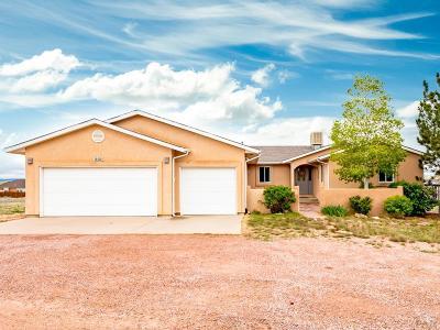 Pueblo West Single Family Home For Sale: 1620 W Hermosa Dr
