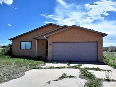 Pueblo West Single Family Home For Sale: 124 N Bumgardner Dr