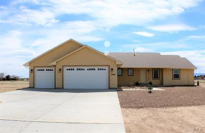 Pueblo West Single Family Home For Sale: 1184 Jaroso Dr